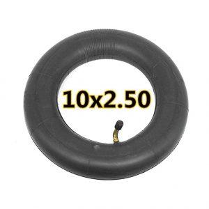 Kamera 10×2.50 su lenktu ventyliumi