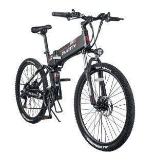 Elektrinis dviratis Plenty 500w, 15 Ah