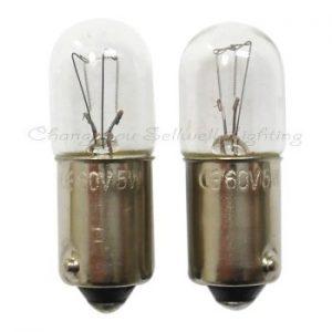 Lemputė 60V 5W matmenys T10x28